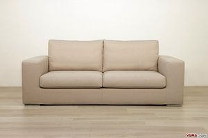 Mercurio, Linear sofa, very elegant and simple to combine