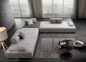 METROPOLIS, Sofa with very soft seat