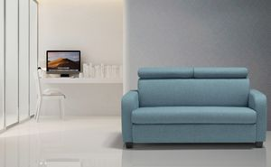 Mind, Sofa with adjustable headrest