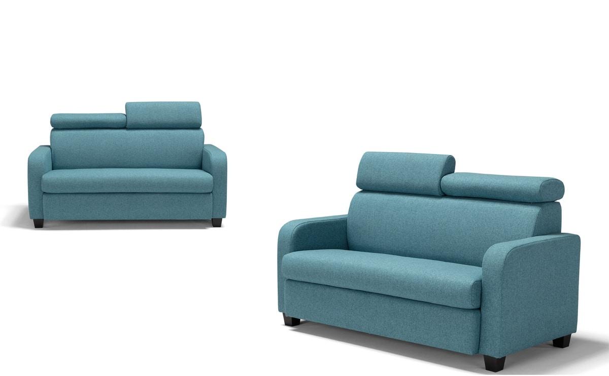 Mind, Sofa with adjustable headrest