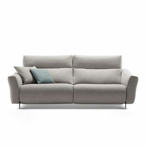 Moab, Comfortable relaxing sofa, with removable cover