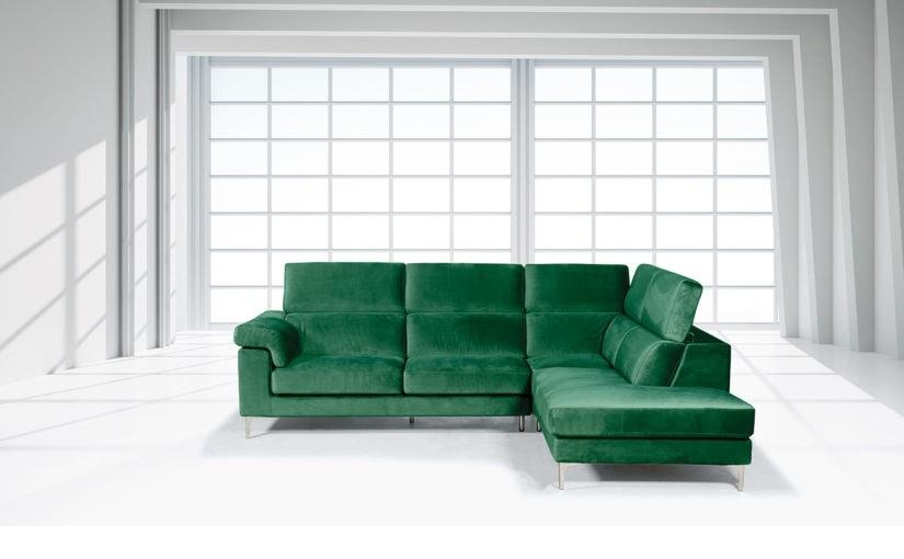 Moana, Sofa with reclining headrest