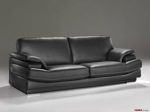 Montgomery, Sofa with particular shapes, in a contemporary style