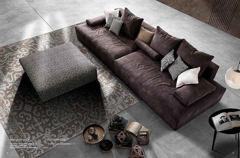 NEW YORK, Sofa with an innovative design