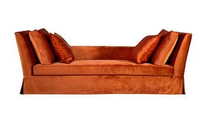 Night-day, Sofa with high sides, with removable upholstery