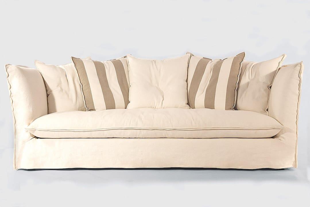 Nuvola Custom Made Sofa With Polyurethane Padding