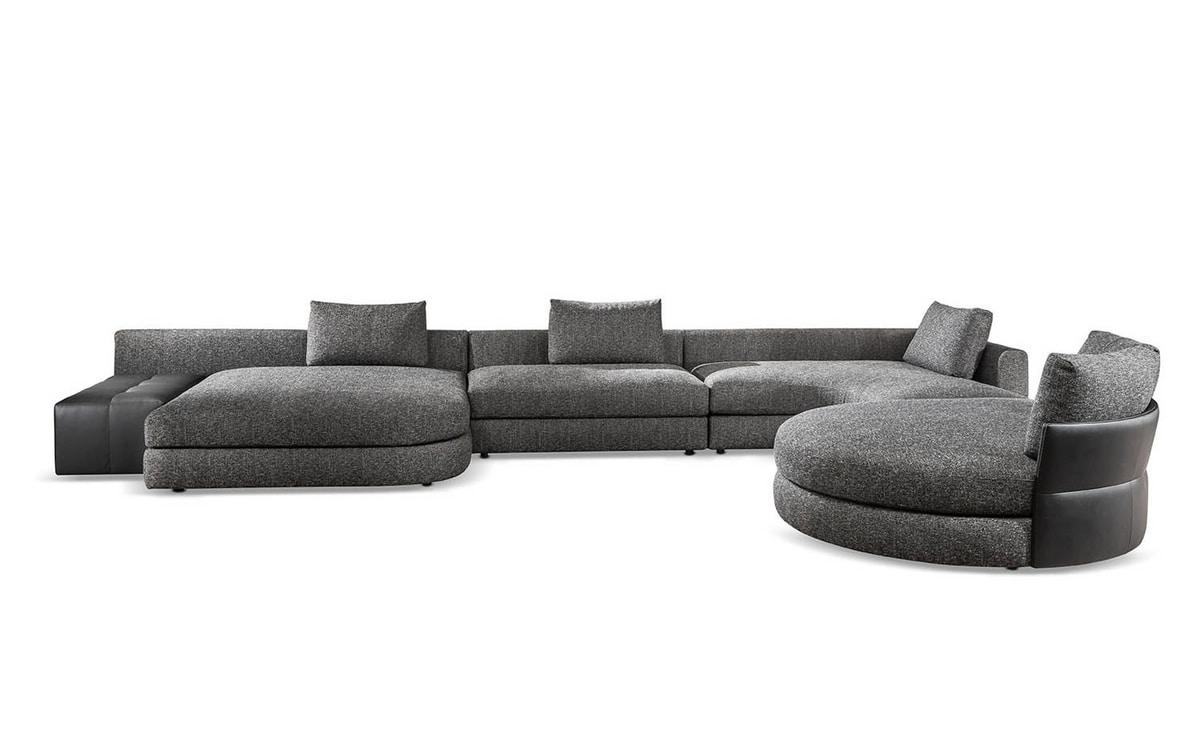 Oasi sofa, Contemporary modular sofa