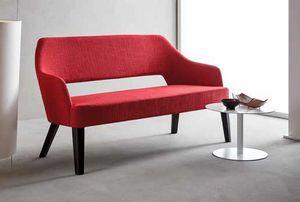 PAMPLONA SOFA, Sofa with soft shapes