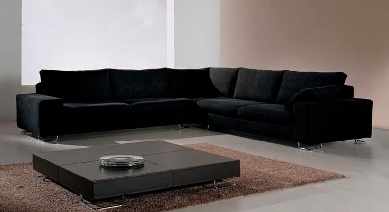 Poker corner, Modular sofa with removable polyurethane, for hotel