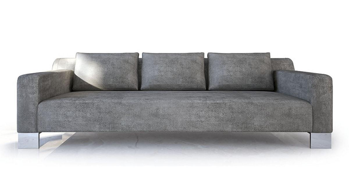 Pollock, Sofa with a contemporary design