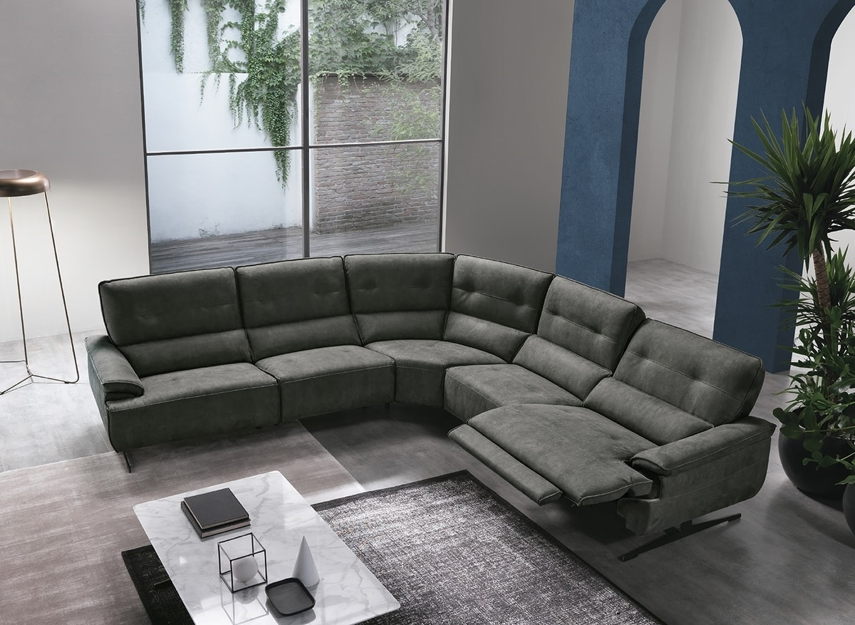 Raffaello, Sofa with exceptional comfort