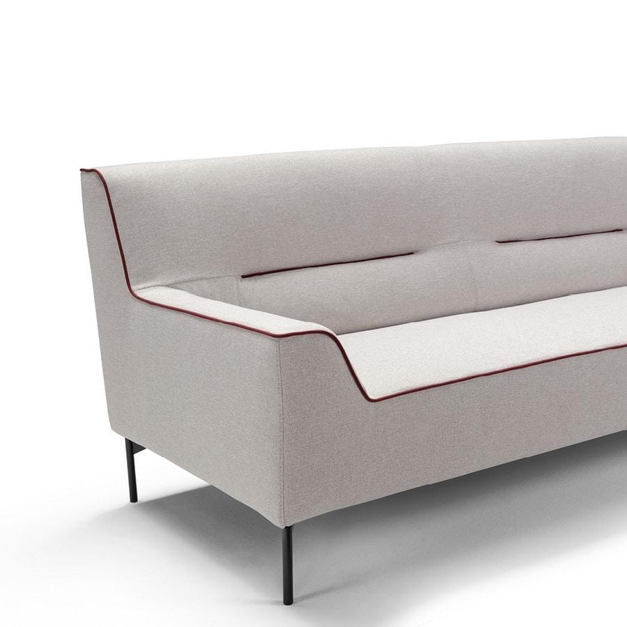 Riviera, Simple and elegant sofa
