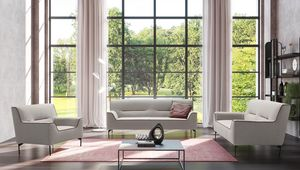 Riviera, Simple and elegant sofa
