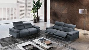 Sele, Sofa with recliner mechanisms