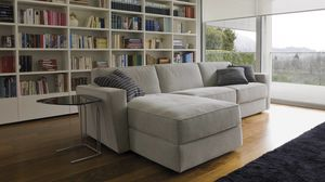 Shorter, Sectional sofa bed