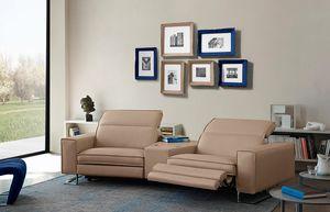 Sorrentino, Relax sofa, convertible