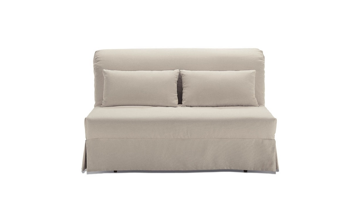 Spencer, Space-saving convertible sofa
