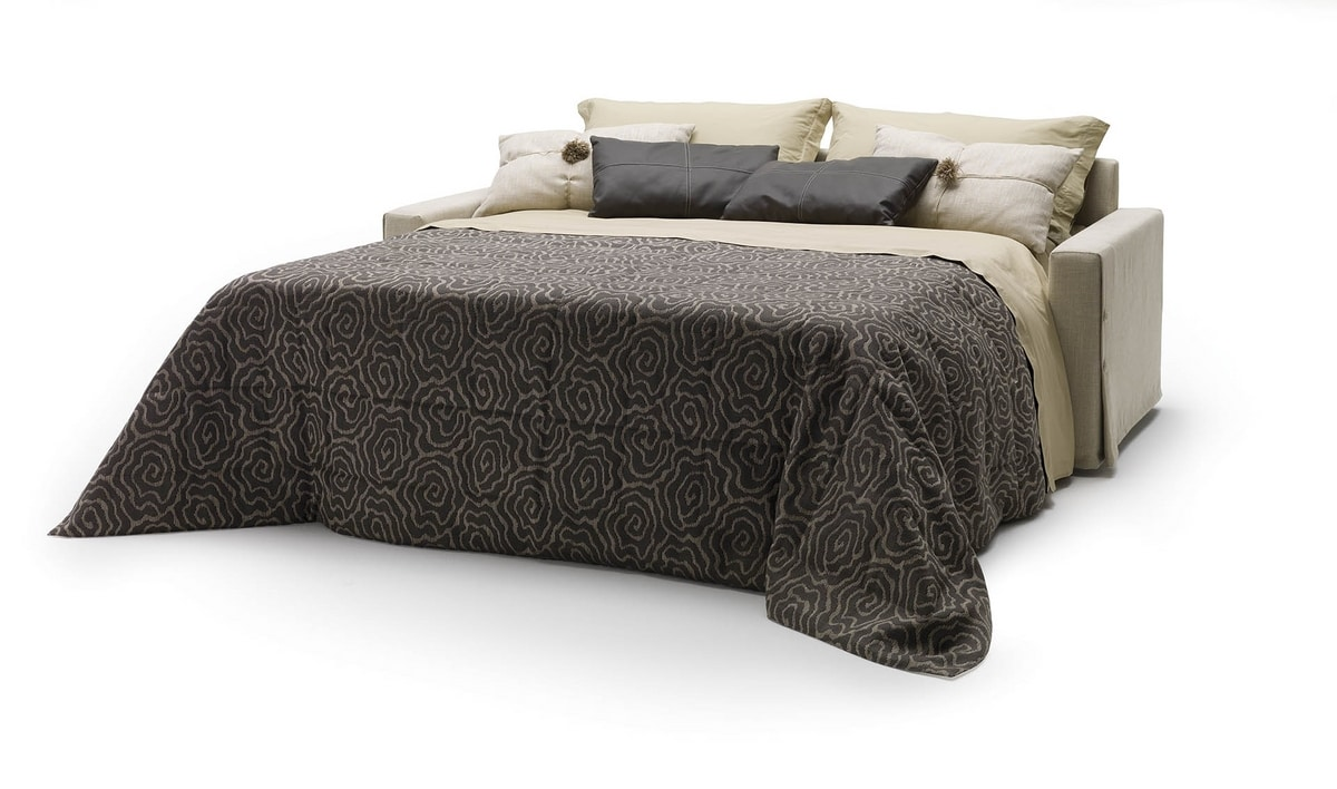 Taylor, Sofa with soft and essential lines