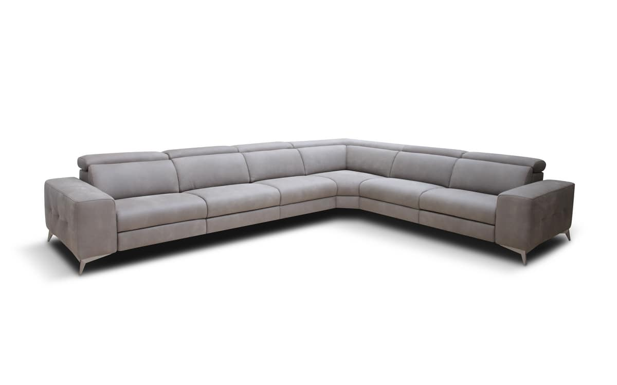 Awesome Angular Sofa With Modular Pieces For Modern Living Room Caraccident5 Cool Chair Designs And Ideas Caraccident5Info
