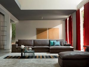 Theo, Sofa with an attractive design