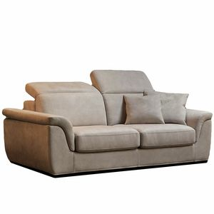 Toronto, Sofa with adjustable headrest