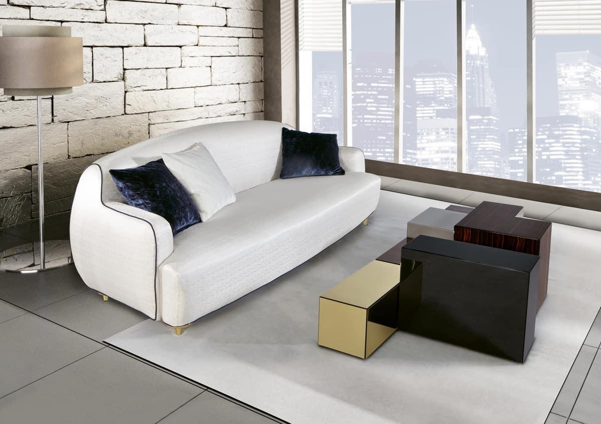 W01S, Elegant sofa for living room