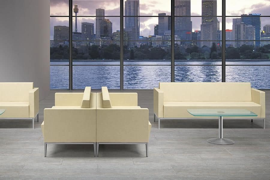 XILON 773, Modern sofa for waiting and relax rooms