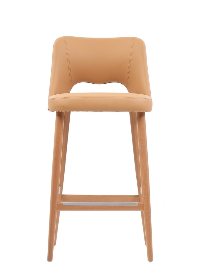 ART. 314-IM LIZ, Modern upholstered stool