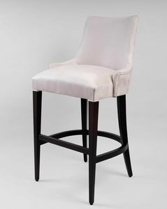 C56SG, Stool with comfortable padded seat