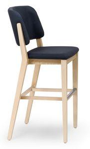 Carmen stool, Modern stool for bars and hotels