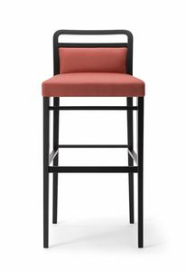 HAVANA BARSTOOL 020 SG, Stool with a modern design