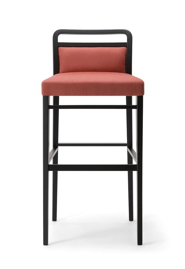 HAVANA BARSTOOL 020 SG, Stool with a modern design
