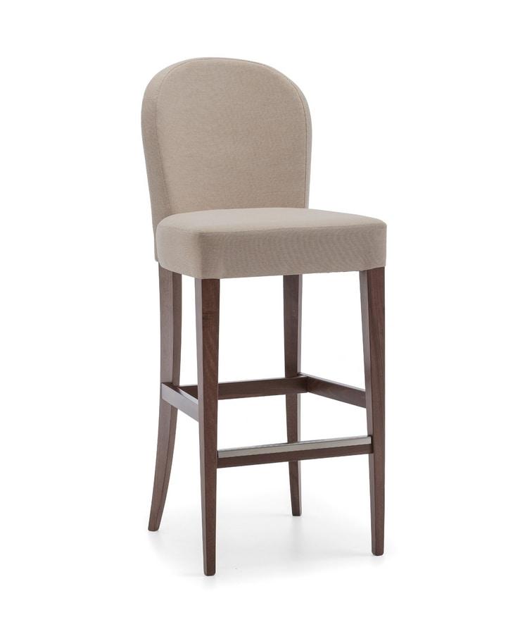 ISLANDA SG, Modern padded stool