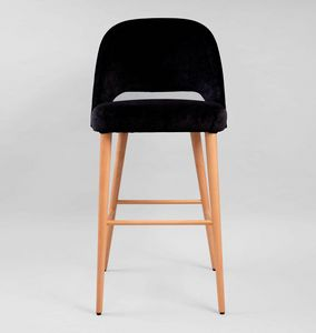 M32SG, Padded stool for restaurant