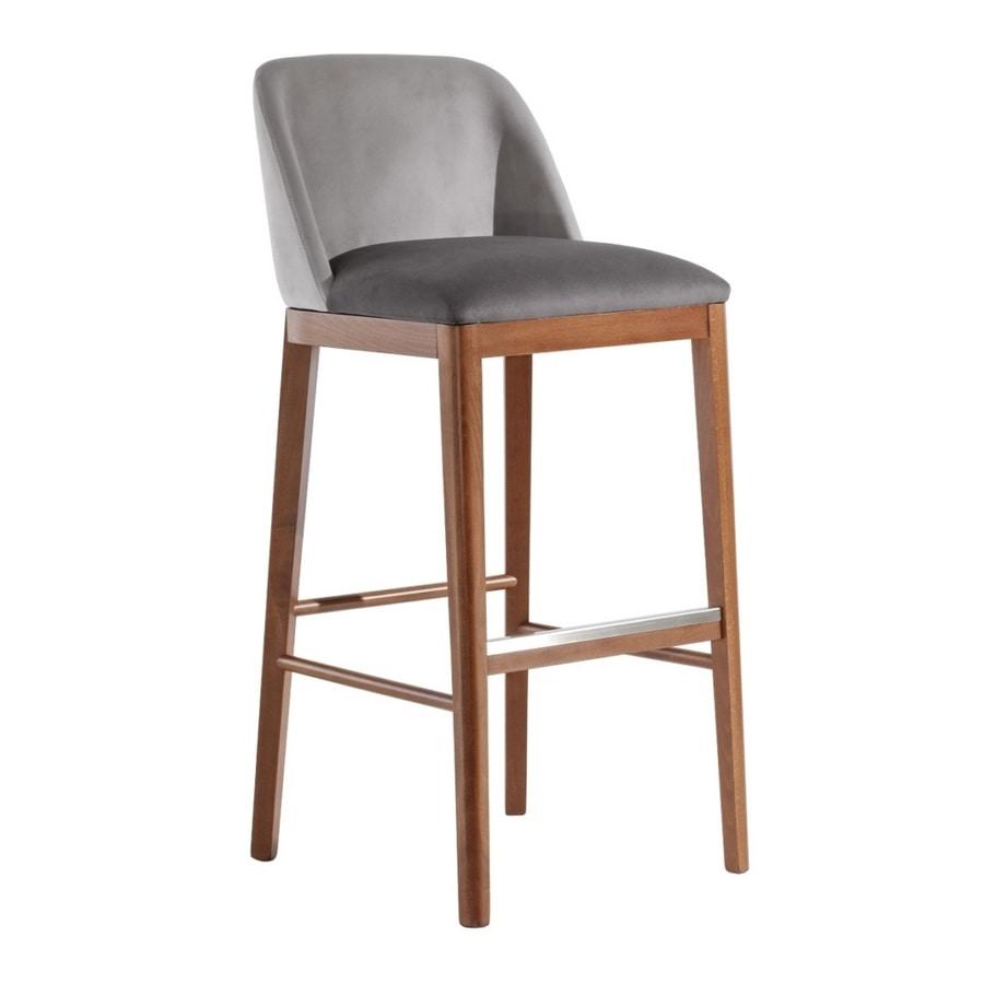 Margot  SG, Modern padded stool