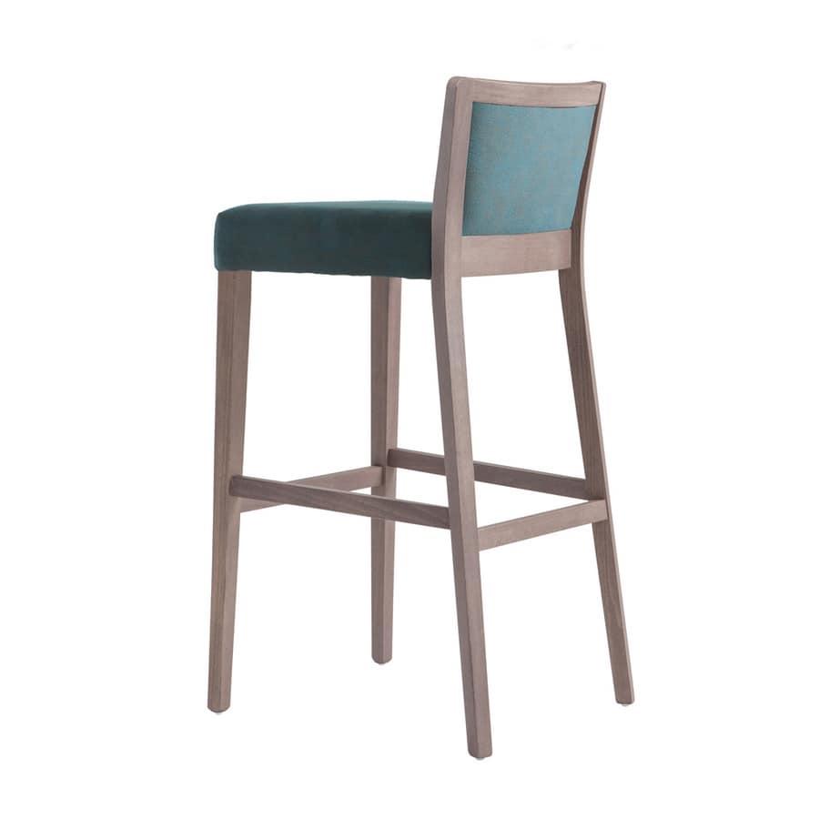 MP472HI, Modern stool for hotels
