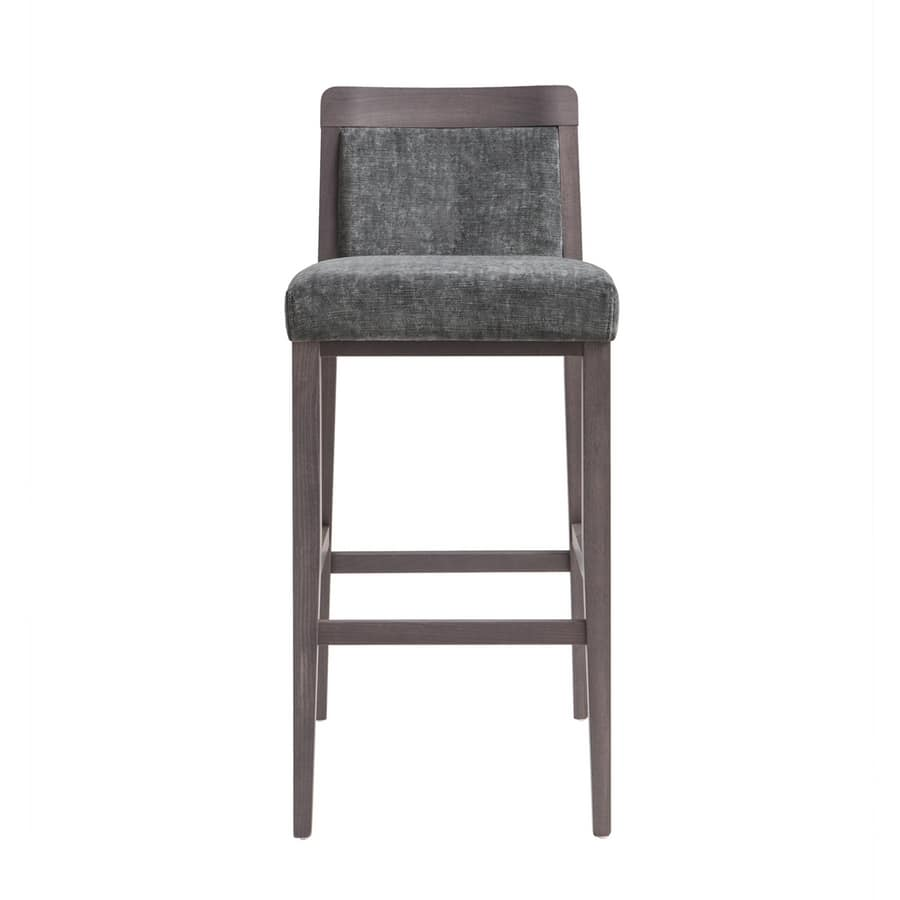 MP49EI, Contemporary wooden stool