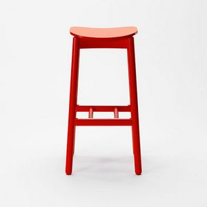 Nico stool, Stool in wood without backrest