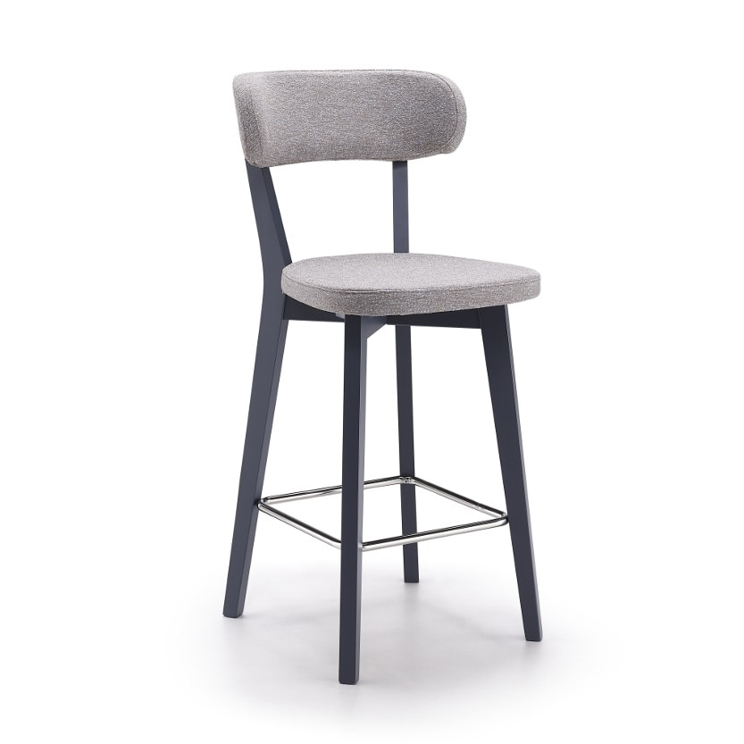 Peter-SG65, Padded wooden stool