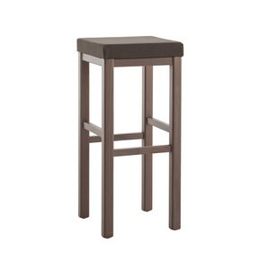 RP425C h.75, Stool with square seat