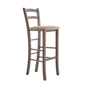 RP42AI h.81, Wooden stool for restaurants