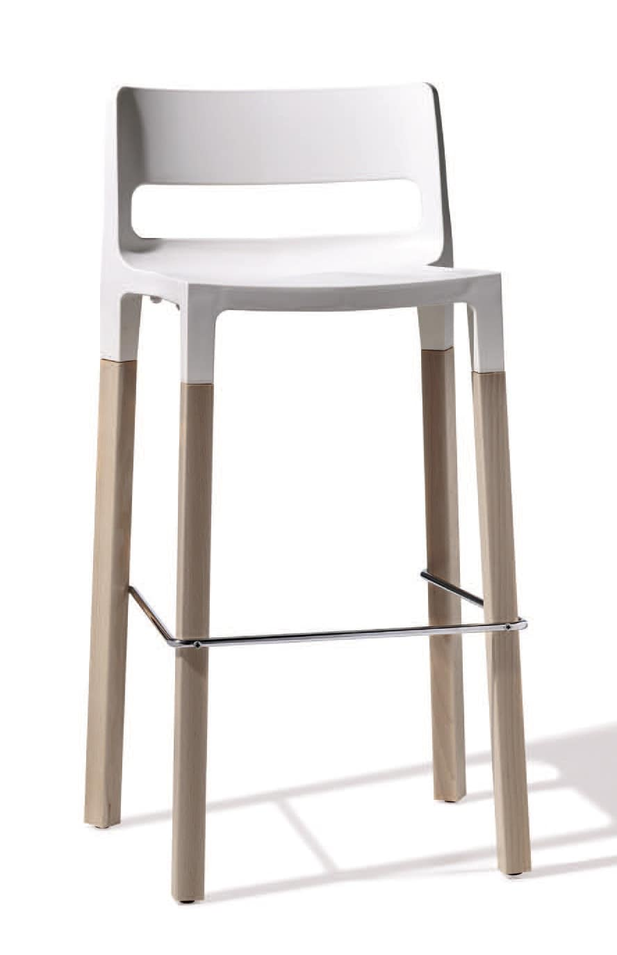 SG 2818, Stool in technopolymer with glass fiber