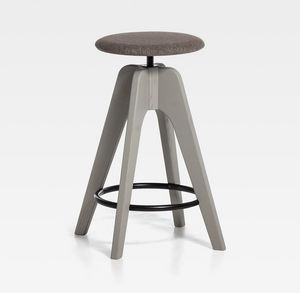 Tommy SW, Stool with with adjustable seat
