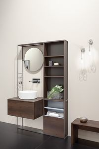 Lay 02, Modular bathroom furniture