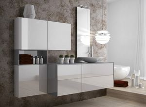 Torana TR 025, Bathroom storage cabinets, with sink