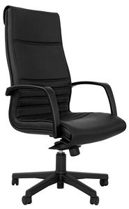 Dafne tall, Office armchair with high backrest and adjustment mechanism