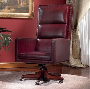 FORD, Office leather armchair