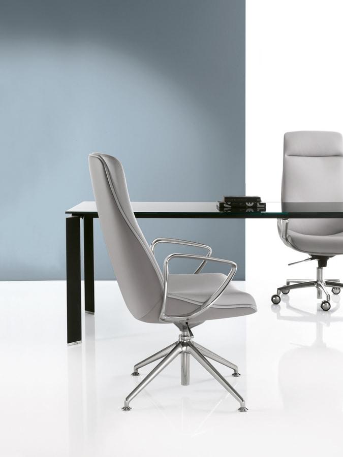 Jada, Executive leather armchair