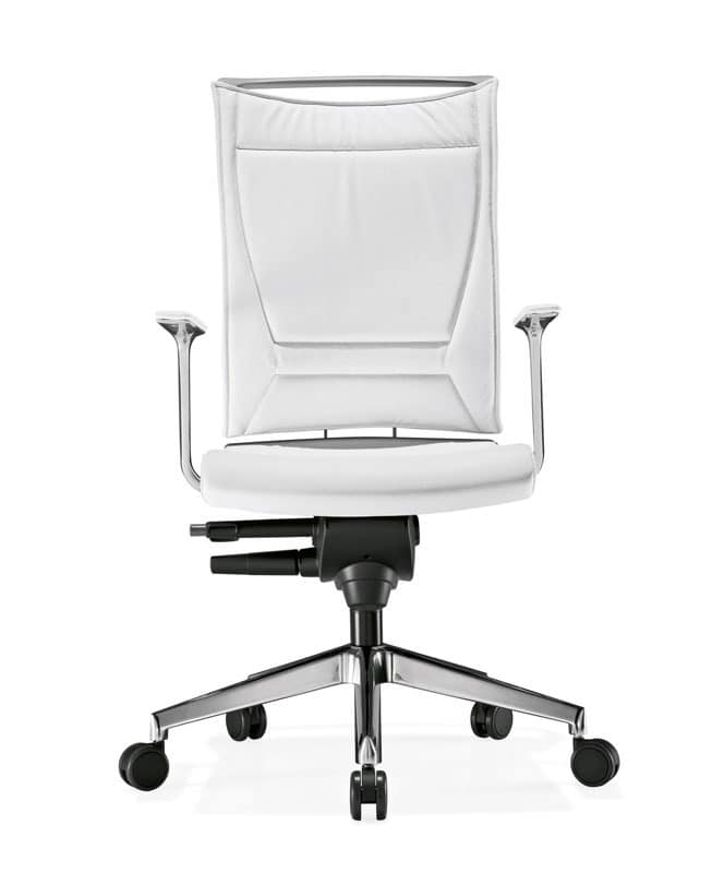 Korium, Ergonomic office chair, back structure in polypropylene