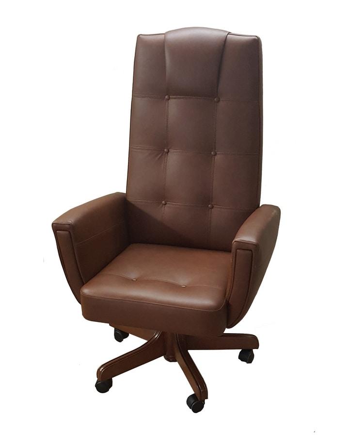 Smart, Presidential office armchair